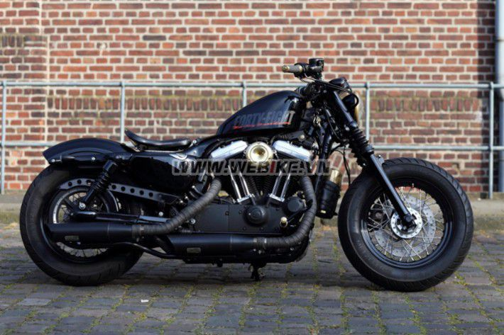 Can ban HARLEY-DAVIDSON Forty-eight 2015 Den Xe cu o TPHCM gia 90tr MSP #806493