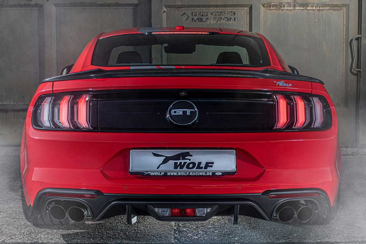 "Wolf Racing voi du an xe co bap Ford Mustang ""One of 7""-Hinh-3"
