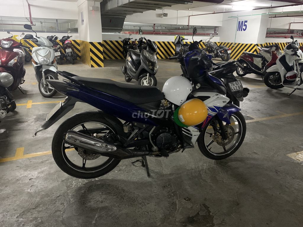 Xe Exciter 2013, biển 47, 15 tr
