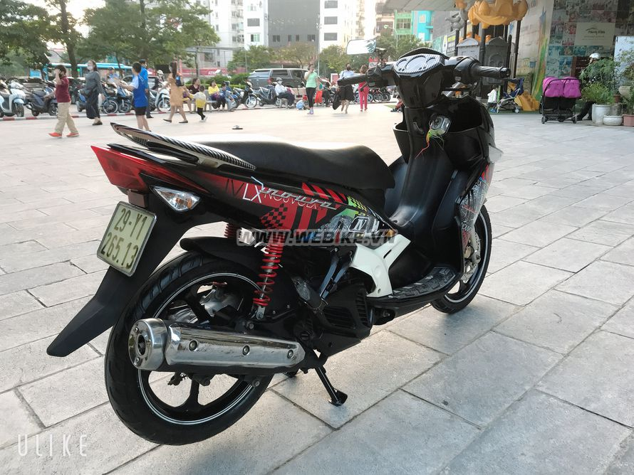 Can ban YAMAHA Nouvo 4 2012 mau den do o Ha Noi gia 8.5tr MSP #1460274