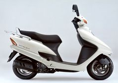 DAEHAN Spacy 125cc EX4