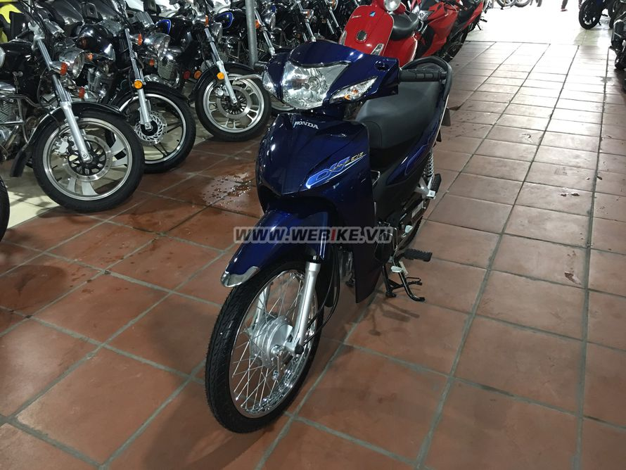 Can ban HONDA Wave Alpha 2019 Xanh o Ha Noi gia 15.5tr MSP #1028442