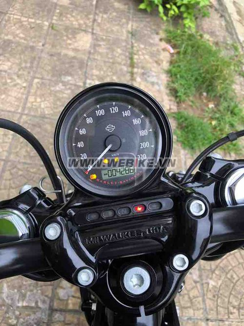 Ban Harley Davidson Forty Eight 1200cc ABS ( HD48 ) HQCN Date 2020 chinh 1 chu , odo...  o TPHCM gia 410tr MSP #1383521