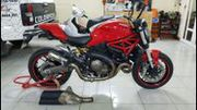 Bán Ducati Monster 821 ABS-7/2015-HQCN