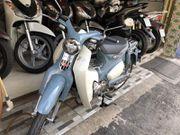 Honda Super Cub C125cc.