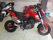 Benelli TNT 125 fi ngay chủ bs 66
