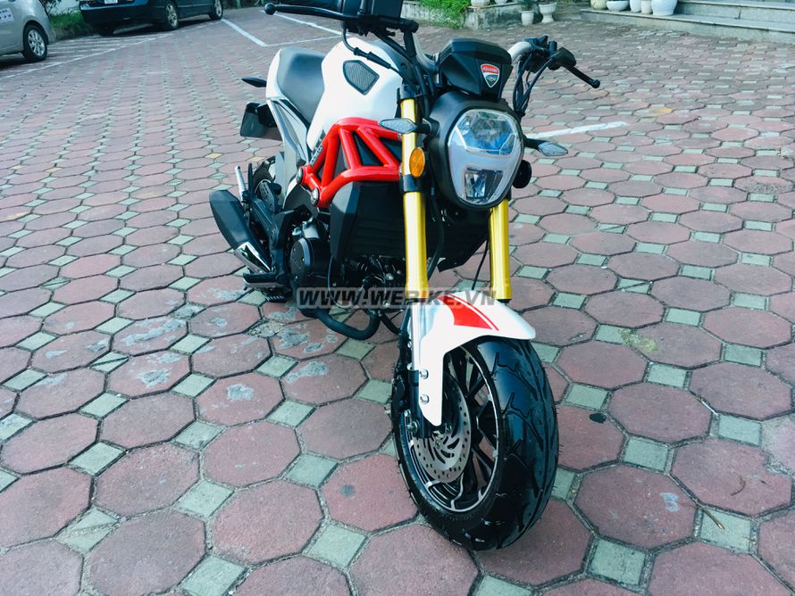 Can ban DUCATI Monster 821 2019 Trang Do o Ha Noi gia 22.8tr MSP #1028892