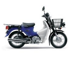 Super Cub C70M Econo Power