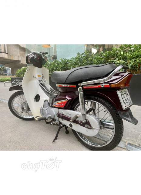 Honda Dream Thai 1998 BSTP Sieu Dep, Sieu Chat o Ha Noi gia 16.8tr MSP #1007173
