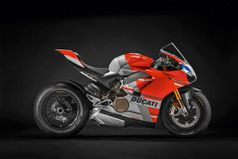 Panigale V4S Course