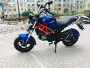 Ducati Monster mini 110 siêu mới 2019 đi 200km
