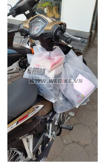 Can ban HONDA WaveS 110 2013 Vang Den o Ha Noi gia 11tr MSP #953720