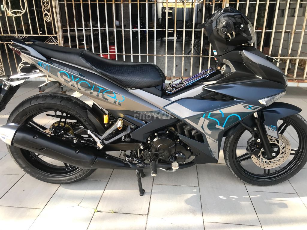 Exciter 150 đời 2018 Limited