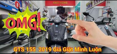 GTS 155 Mdel 2019 Iget ABS