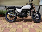 Honda gl 125 up 150cc up Cafe track, up size dow